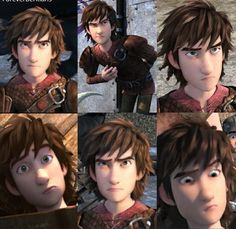 ♥Hiccup is my favorite character.♡ I wished there would be an episode where Hiccup gets amnesia and the other Riders have to reteach him about Dragons. Of course, it ends in disaster as Hiccup is the best in the Dragon business. That would be so funny! Dreamworks Movies, Dreamworks Dragons, Disney And Dreamworks, Httyd Dragons, Dragon 2, Dragon Rider, Hiccup And Toothless, Hiccup And Astrid, How To Train Dragon