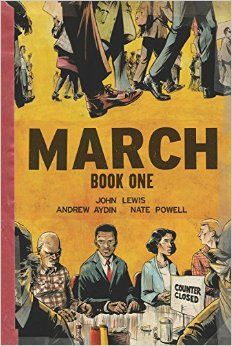 March: Book One (Ove