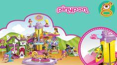 Pinypon parque atracciones Pinypon Theme Park Playset pinypon amusement ...
