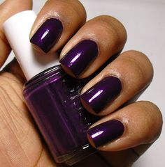 Essie- Sexy Divide (fall color)