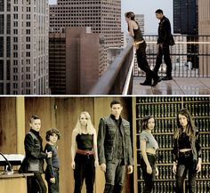 "New ""Insurgent"" stills"
