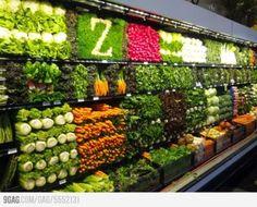 Gut essen - Das Blog zum Teller.: Ordnung im Salat!