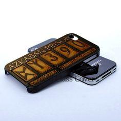 Prisoner Azkaban, Harry Potter, Photo On Hard Cover iPhone case, iPhone 4 Case, iPhone 4S Case, iPhone 5 Case