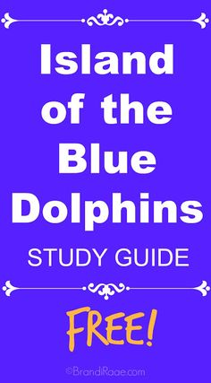 Island Of The Blue Dolphins Interactive Map