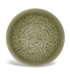 A carved 'Yaozhou' bowl, Song dynasty - A.lain R. T.ruong