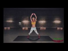 Tracy Anderson Cardio Dance Workout for begginers level 4 - YouTube