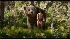 MPC The Jungle Book VFX breakdown - YouTube