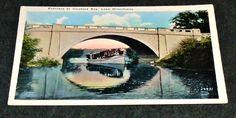 Boat & Bridge, Halsteads Bay , Lake Minnetonka, Minnesota Vintage Postcard | Collectibles, Postcards, US States, Cities & Towns | eBay!
