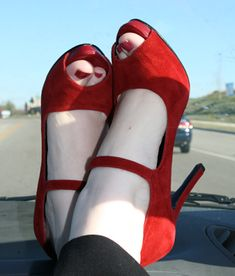 oh yeah  Google Image Result for http://northernwomansbookstore.ca/images/redshoes/red-shoes.jpg