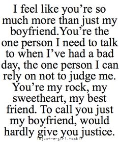 Cute Boyfriend Quotes for Him 49 Cute and Funny Boyfriend Quotes and Sayings for him with images. Win every boy with these beautiful boyfriend quotes and images for the one you love.These These may refer to: Now Quotes, Couple Quotes, Quotes To Live By, Life Quotes, Qoutes, Baby Quotes, Couple Texts, Sweet Quotes, Humor Quotes
