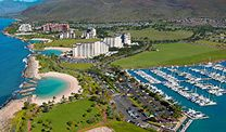 Ko Olina, Oahu.  Fabulous vacation destination for grown-ups only or a family getaway.  Been there three times and it only gets better!