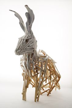 An awesome crafted hare