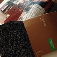 United Colors of Benetton, sparkly tights - has tag, nylon-polyester-elastane materials, no filter is used, perfect layering piece and for evening wear or party, ( Note: magazine is not for sale ) United Colors Of Benetton Accessories Hosiery & Socks