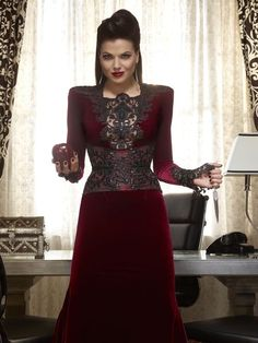"Lana Parilla would be the perfect actress to play the Queen of Hearts. Lana Parrilla naturally has an evil look. She is known for playing evil characters; she currently plays the ""Evil Queen"" in ""Once Upon a Time."" She can have a very loud and frightening voice; she would execute the Red Queen's saying, ""Off with their heads!"""