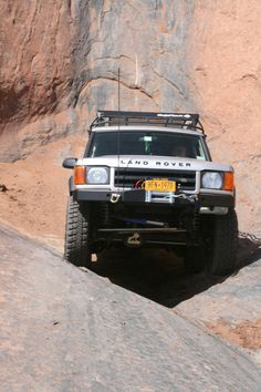 2000 Land Rover Discovery II in Moab, UT (4)
