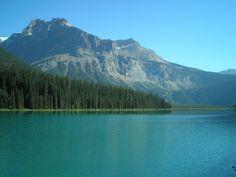 Emerald Lake, Yoho National Park, British Columbia - Canada
