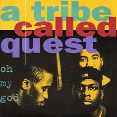 a tribe called quest - oh my god /// listen to it on http://radioactive.myl2mr.com /// plattenkreisel - circular record shelf, dj booth, atomic cafe, panatomic, records, rod skunk, vinyl, raregroove, crate digging, crate digger, record collection, record collector, record nerd, record store, turntable, vinyl collector, vinyl collection, vinyl community, vinyl junkie, vinyl addict, vinyl freak, vinyl record, cover art, label scan