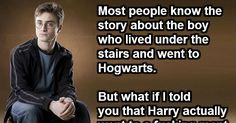 What Harry Potter Is Actually About. Childhood Ruined. Quite an interesting idea about Harry Potter, although we can't help but think this is just another ploy by the Muggles to get us down.