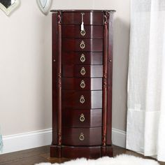 Hives & Honey Robyn Jewelry Armoire -