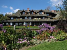 Trapp Family Lodge in Stowe, VT. A little bit of Austria, a lot of Vermont!