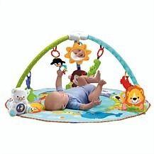 Tapete Ginásio Infantil Meus Bichinhos Fisher Price N8850 - R$ 399,99
