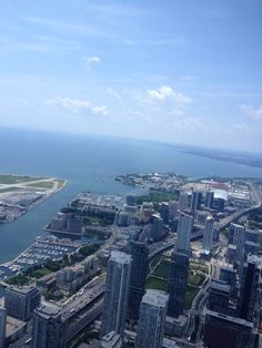 Other view from CN Tower