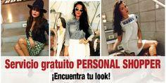Parafernalia ofrece servicio gratuito de Personal Shopper ¡Encuentra tu look! #Parafernalia #Oviedo #Gijón #Asturias #PersonalShopper