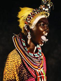 TheDashEmpire.com   JOËL DASH - Stylist & Image Consultant: D-Mode Magazine .. 'Tribal' fashion
