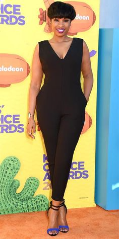 Kids' Choice Awards 2015: See All the Best Looks! - Jennifer Hudson from #InStyle