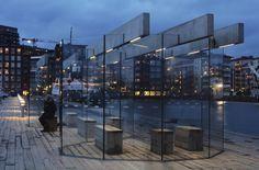 "Architecture Photography: ""Weight, Pride and Creativity"" in Daniel Elis Karlsson and Pauline Algeröd's ""Bärande Möte"" (596804)"