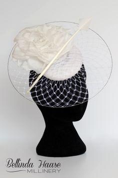 bella1  #millinery #hats #HatAcademy