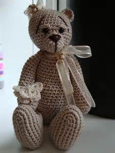 279 Beste Afbeeldingen Van Beren Haken Of Breien In 2019 Crochet