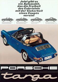 Why You Should Invest in a Porsche 911 Targa, Right Now Porsche 911 Cabriolet, Porsche 911 996, Porsche Cars, Porsche Classic, Classic Cars, Ferdinand Porsche, Porsche Modelos, Ferrari, Vintage Porsche