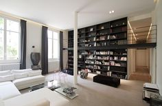 Apartment in Paris by Feld Architecture