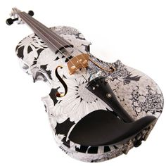 Whoever owns this....is beyond cool.  Shows that the player doesn't take themselves' to seriously....and that's the point of a great musician
