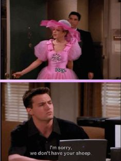 Friends tv show - Chandler