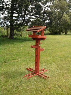 Pallet Bird Feeder | 1.001 Paletten Ideen!  | Scoop.it                                                                                                                                                     Mais