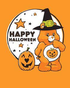 Care bear Halloween