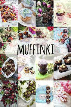 Przepisy na muffinki - ponad 50 pomysłów Polish Recipes, A Pumpkin, Something Sweet, Smoothies, Cake Recipes, Sweet Treats, Good Food, Food Porn, Food And Drink