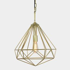 Shop Style Selections B10092 6 02 In W Matte Gold Pendant Light With Shade At Lowe S Canada