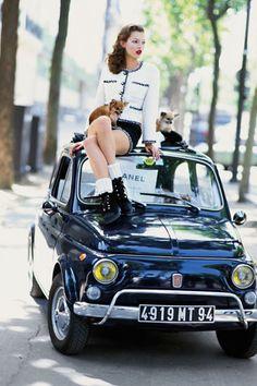"""Bildband """"Chanel. Ein Name - Ein Stil"""": Cocos wunderbare Modewelt"""