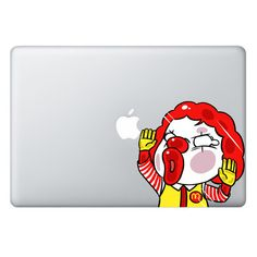 [ Ronald McDonald ] TRAPPED SERIES FOR MACBOOK & LAPTOP