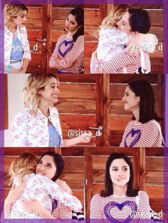 Violetta et Francesca épisode quand ils se déguisent pour aller voir leon saison 3 ☑❤
