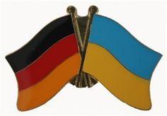 """Neue Fanartikel zur Fußball-WM 2014, wie """"Yantec Freundschaftspin Deutschland-Ukraine Pin Flagge"""" jetzt hier erhältlich: http://fussball-fanartikel.einfach-kaufen.net/anstecknadeln-knoepfe-aufnaeher/yantec-freundschaftspin-deutschland-ukraine-pin-flagge/"""