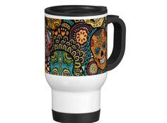 25 Halloween coffee and Travel Mugs