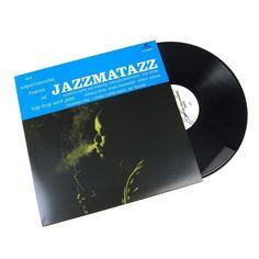 Guru: Jazzmatazz Vol.1 Vinyl LP