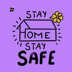 "Neha Srivastava on Instagram: ""Stay home stay safe.. . . . #stayhomestaysafe #stayhome #stayhealthy #fightforcovid19 #corona #procreateart #procreate #ipadart…"" Digital Art, Calm, Artwork, Instagram, Corona, Work Of Art, Auguste Rodin Artwork, Artworks, Illustrators"