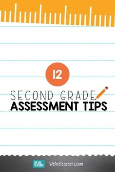 Knowing where students are at in their learning is critical, that's why these second grade assessment ideas are perfect—virtually or in the classroom!  #assessment #assessmenttips #classroom #teaching #teacher #secondgrade #elementary #classroomideas