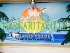 Here Is Your Complete Guide To The Brand New Jimmy Buffett's Margaritaville Pigeon Forge - http://www.visitmysmokies.com/blog/smoky-mountains/complete-guide-brand-new-jimmy-buffetts-margaritaville-pigeon-forge/