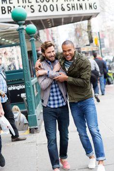 Sarah Kehoe Candy Shop : Denim Daze | Men who know how to dress. | Men's Fashion